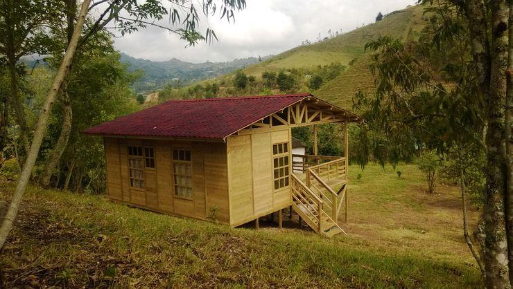 WoodMade Casas rústicas