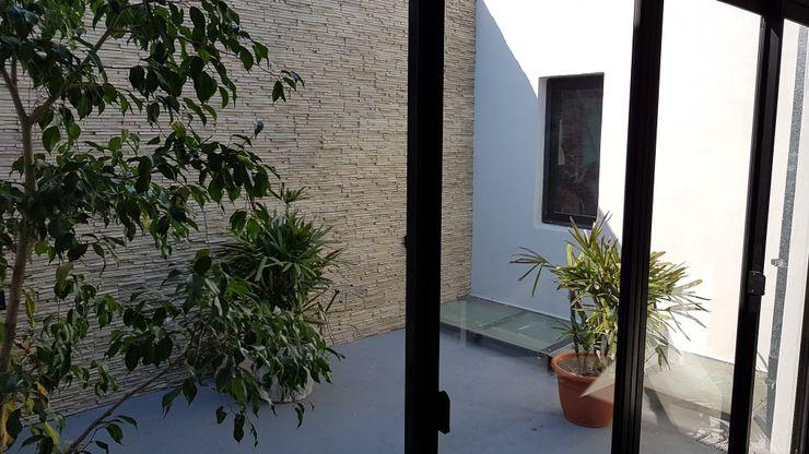 Articular Arquitectura Modern conservatory