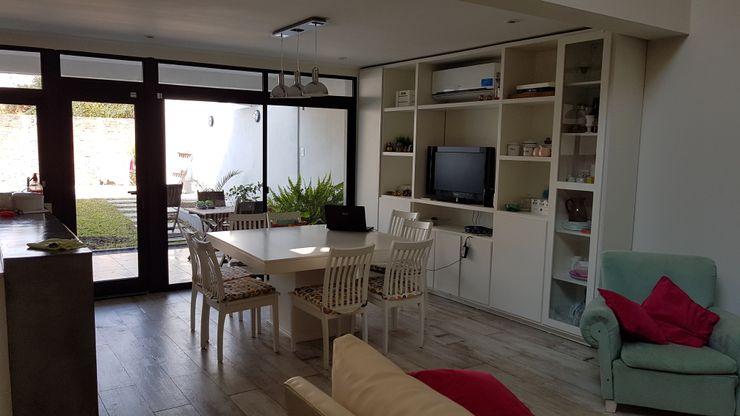Casa Pellegrini Articular Arquitectura Comedores modernos