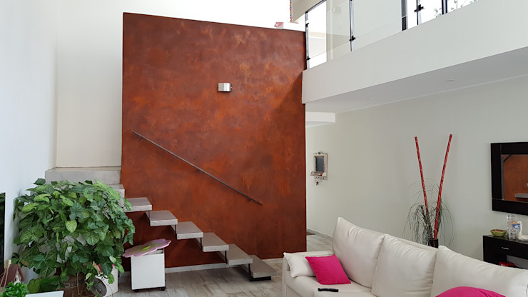 Articular Arquitectura Modern living room