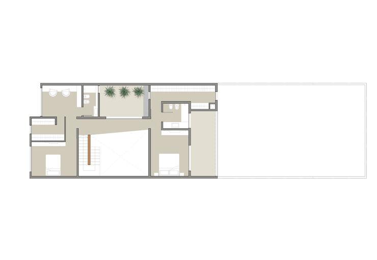 Articular Arquitectura Modern style bedroom