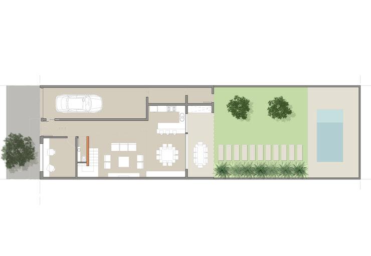 Articular Arquitectura Modern houses