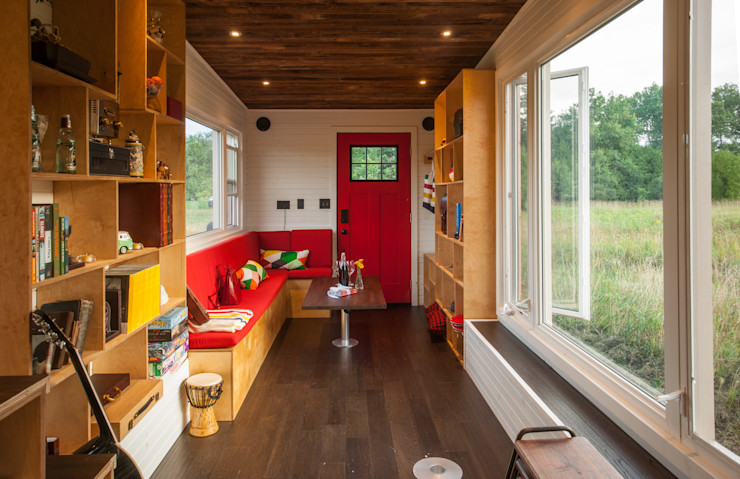Greenmoxie Magazine Living room