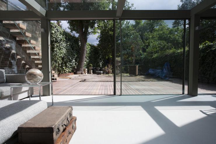 Internal photo Trombe Ltd Modern living room