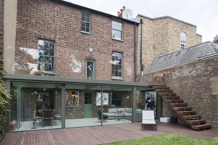 External photo Trombe Ltd Modern living room