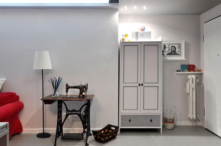 arCMdesign - Architetto Michela Colaone Moderner Flur, Diele & Treppenhaus