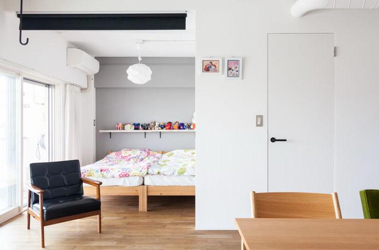 株式会社ブルースタジオ Modern Bedroom
