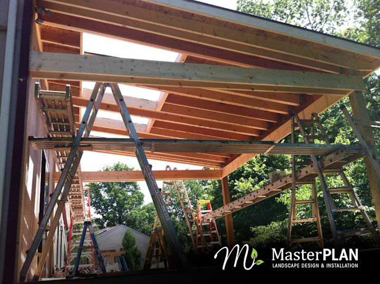 Construction MasterPLAN Outdoor Living