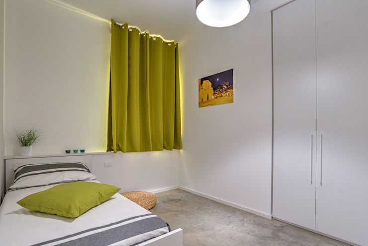 DFG Architetti Associati Chambre moderne
