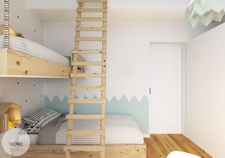 homify Dormitorios infantiles de estilo escandinavo