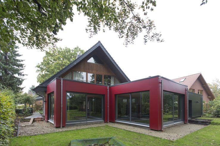Architekturbüro Prell und Partner mbB Architekten und Stadtplaner Rumah Modern
