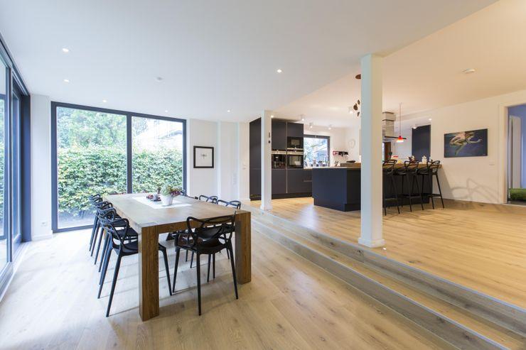 Architekturbüro Prell und Partner mbB Architekten und Stadtplaner Ruang Makan Modern