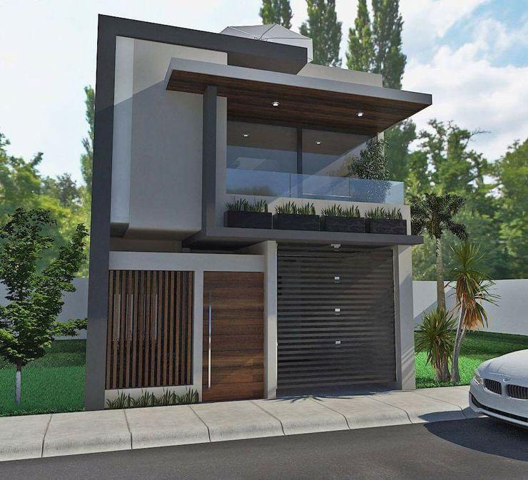 Crearqtiva Minimalist houses