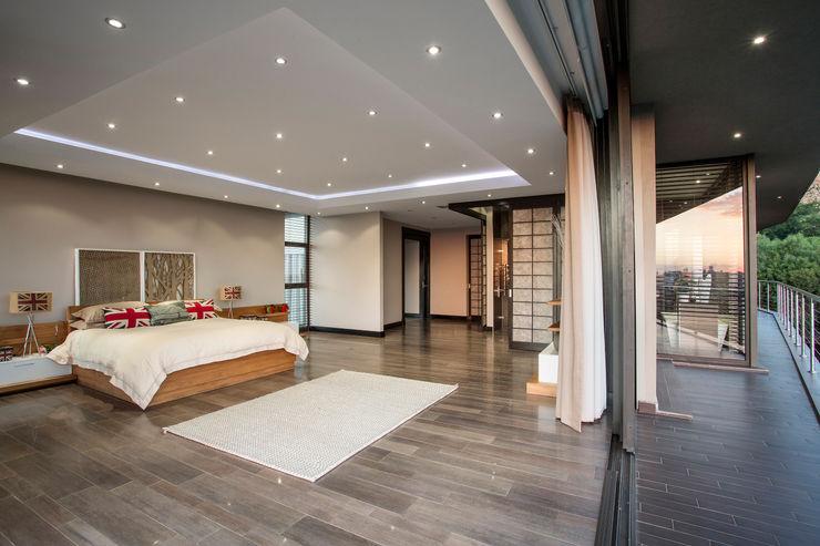FRANCOIS MARAIS ARCHITECTS Modern style bedroom