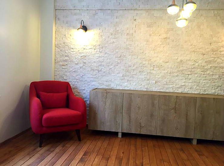 Mandalin Dizayn Modern Living Room