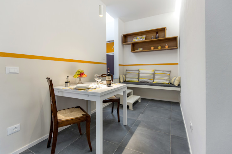 Architetto Francesco Franchini Modern dining room