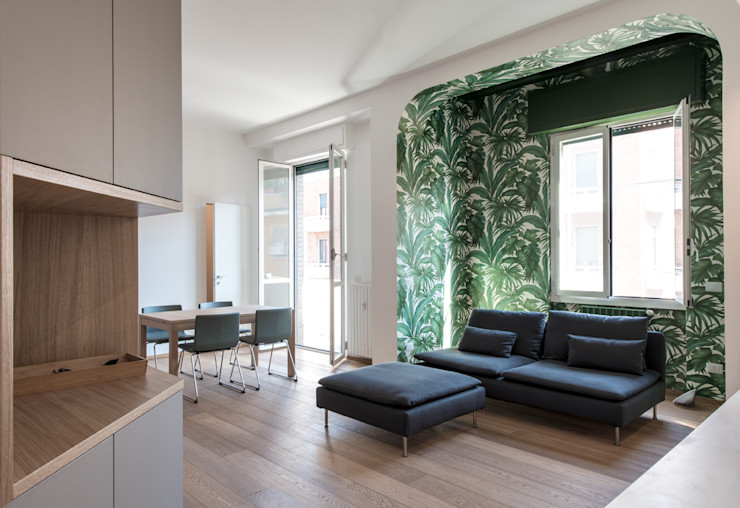 Tommaso Giunchi Architect Living room