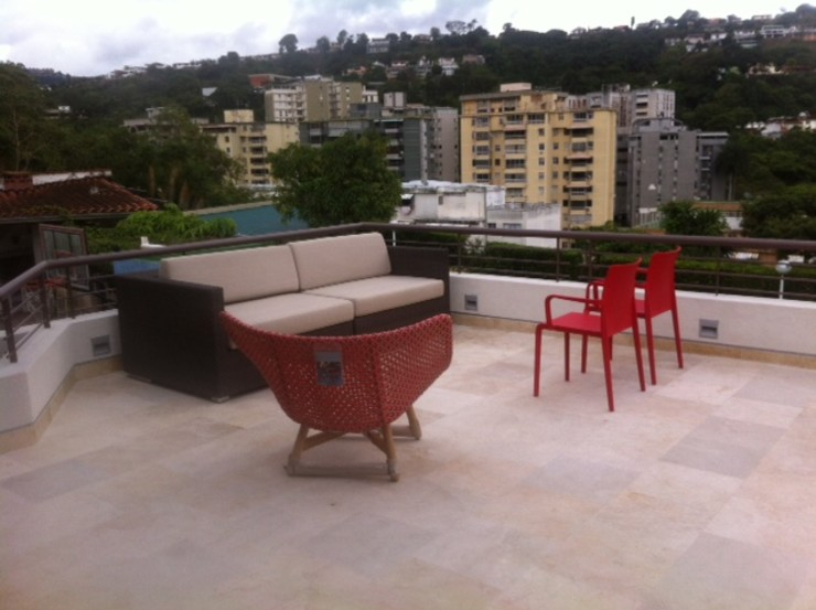 THE muebles Modern Terrace