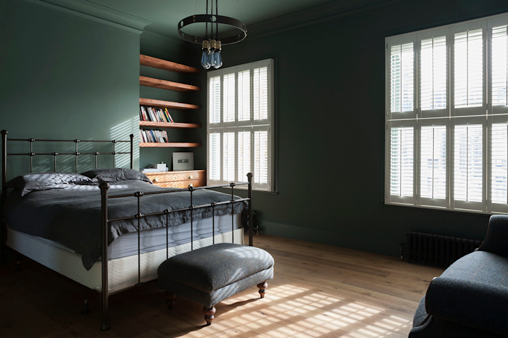 homify Eclectic style bedroom