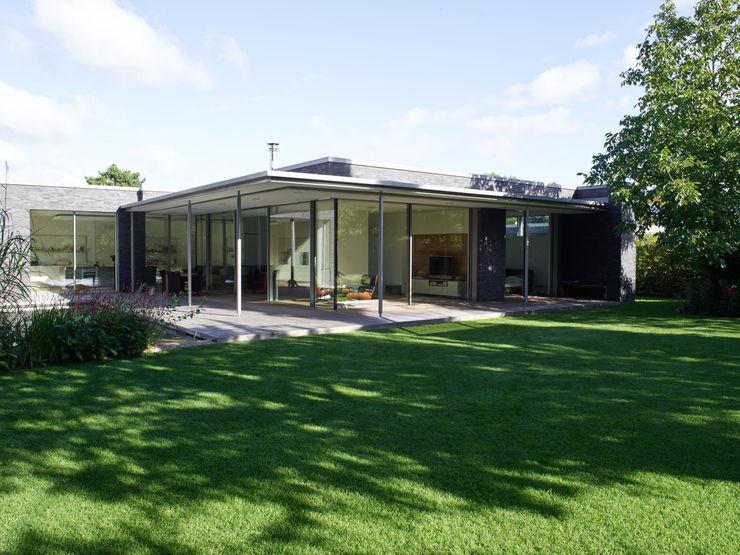 Burckhardt Metall Glas GmbH Дома в стиле модерн
