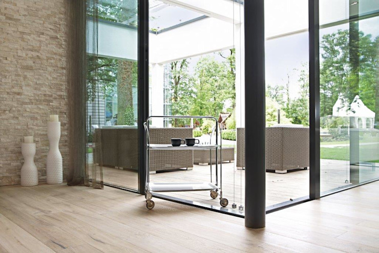Burckhardt Metall Glas GmbH Окна и двери в стиле модерн
