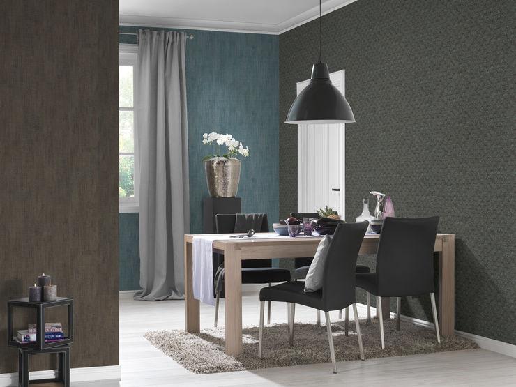 A.S. Création Tapeten AG Walls & flooringWallpaper Grey
