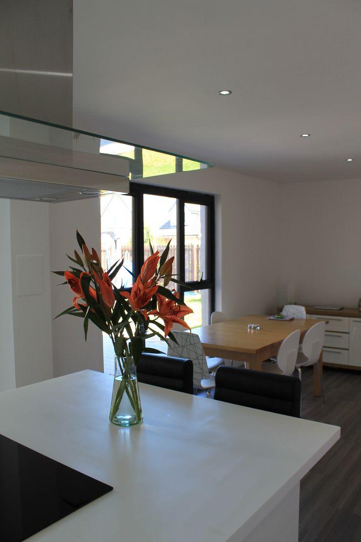 Dab Den Extension Dab Den Ltd Modern kitchen