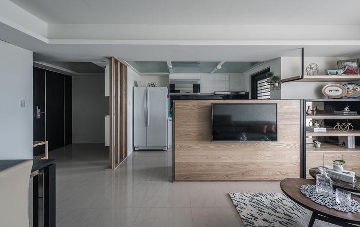空間串聯 你你空間設計 Living room
