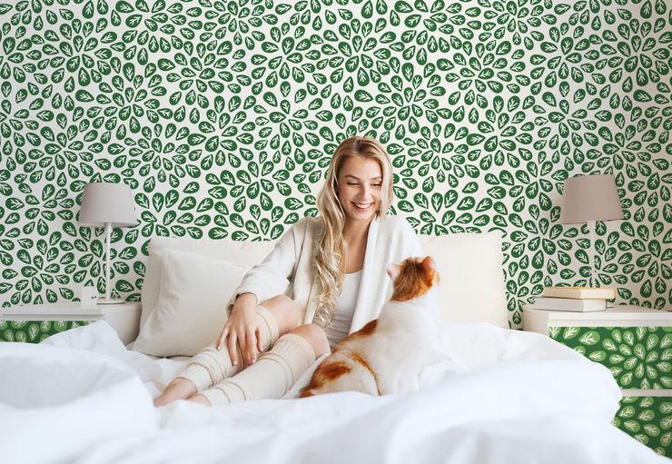 GREEN ENERGY Share Pixers СпальняАксесуари та прикраси