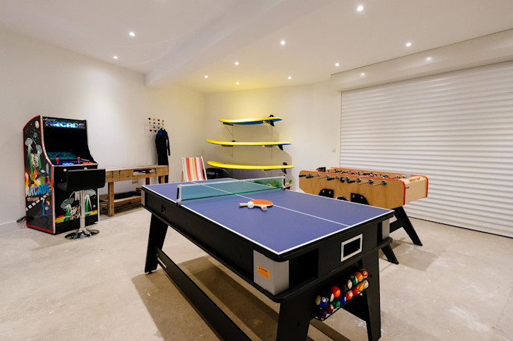 Treasure House, Polzeath   Cornwall Perfect Stays Stanza dei bambini moderna