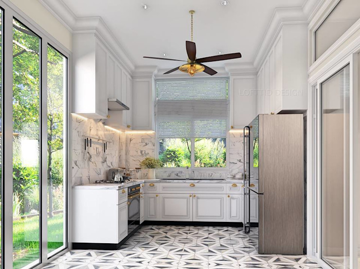 LOFTTID DESIGN KitchenBench tops
