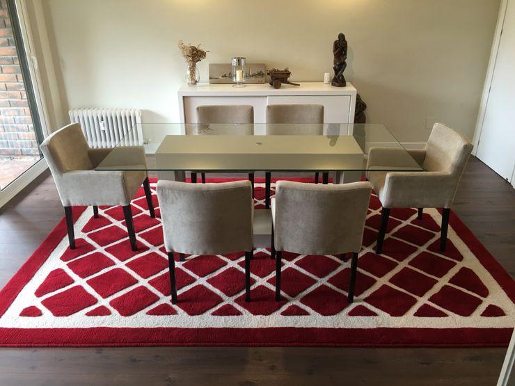 Rahmati S.L. HouseholdAccessories & decoration Wool Red