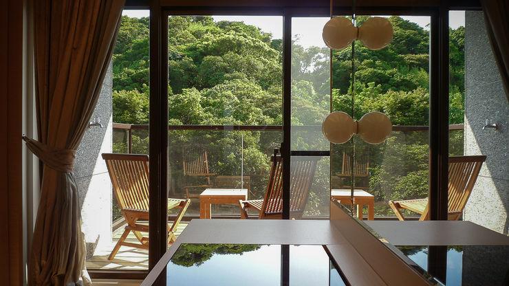 BRAVO INTERIOR DESIGN & DECO NATURE STYLE 璞碩室內裝修設計工程有限公司 Modern Living Room