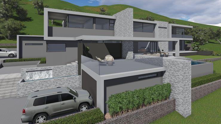 Kraft Architects Modern Houses