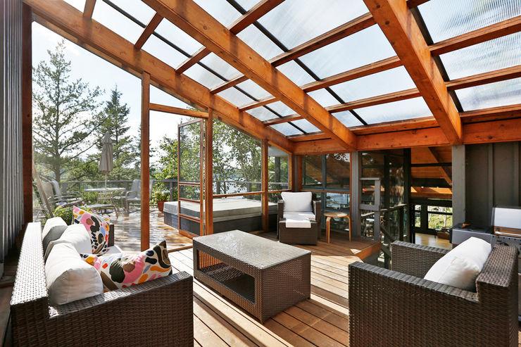 Unit 7 Architecture Modern conservatory