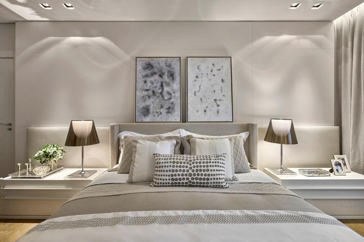 Alessandra Contigli Arquitetura e Interiores Dormitorios de estilo moderno