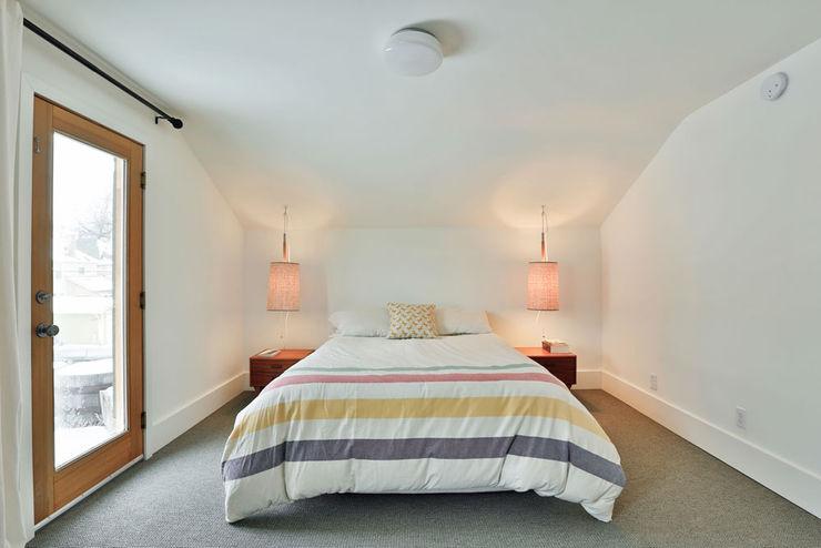SV Modern Bedroom Unit 7 Architecture Modern style bedroom