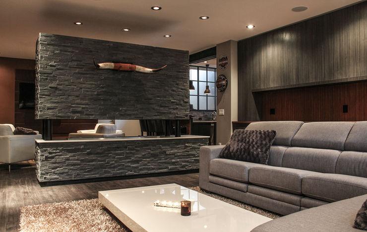Family area Unit 7 Architecture Media room
