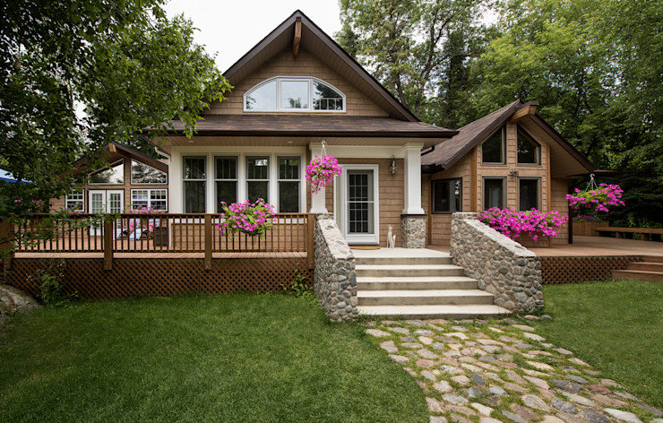Unit 7 Architecture Country style houses