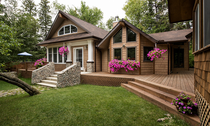 Manning Cottage Unit 7 Architecture Country style house