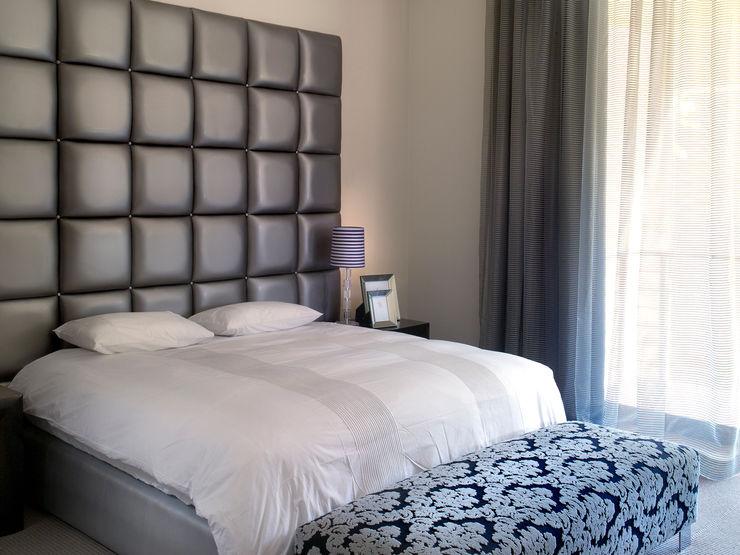 Bedroom1 Deborah Garth Interior Design International (Pty)Ltd Modern style bedroom