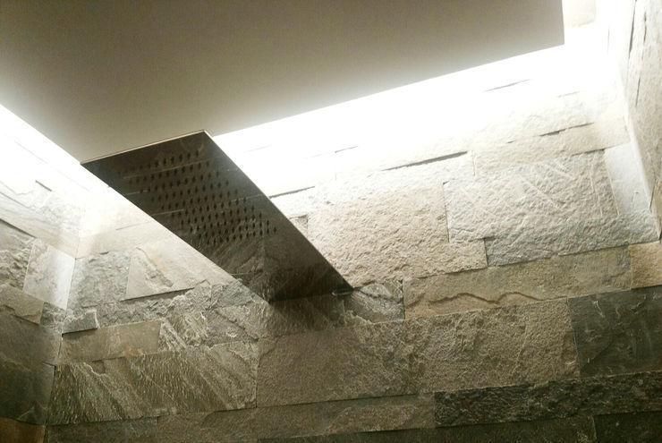 CASA T Studio Perini Architetture Bagno moderno