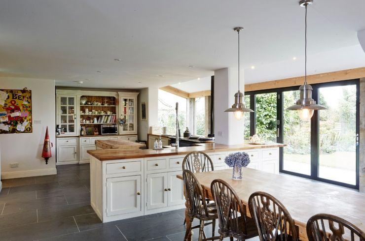 Wren Cottage Askew Cavanna Architects Kitchen