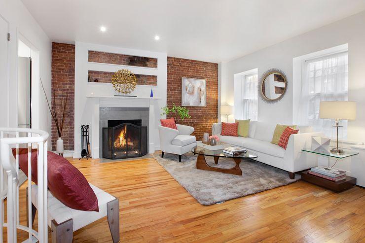 Living space Atelier036 Modern Living Room