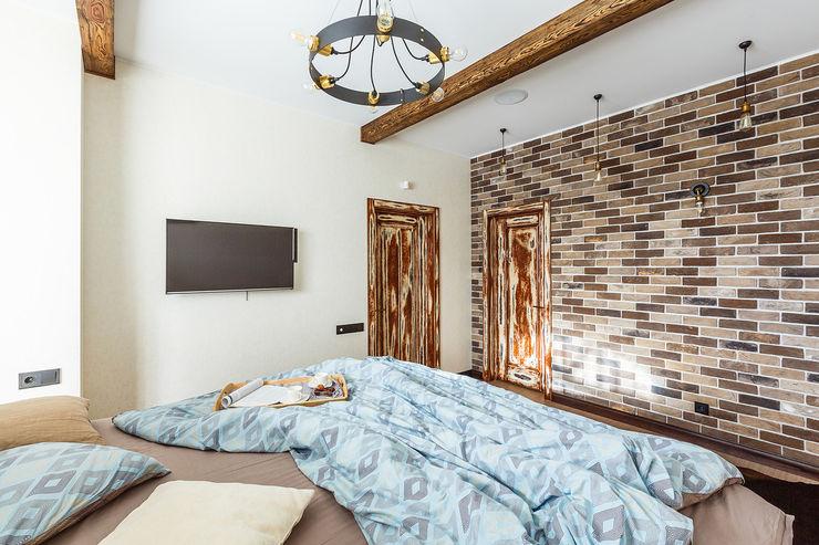 archstudio_bb Camera da letto in stile industriale