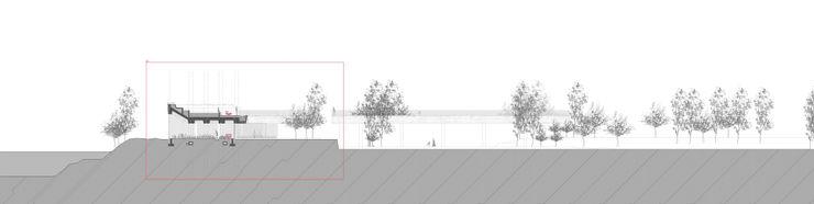 SECCIÓN 3 ZEBRA LAB ARQUITECTURA Jardines de estilo moderno
