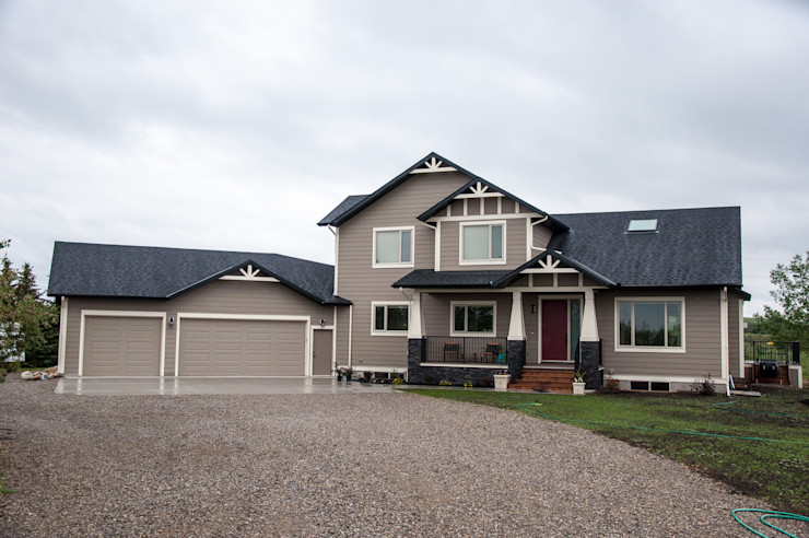 Front Elevation Drafting Your Design Country style house