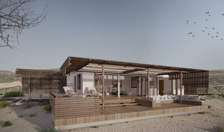 Namibia Loge Upgrade Visualize 3D Hotels