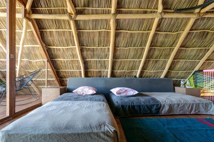 MORADA CUATRO Tropical style bedroom