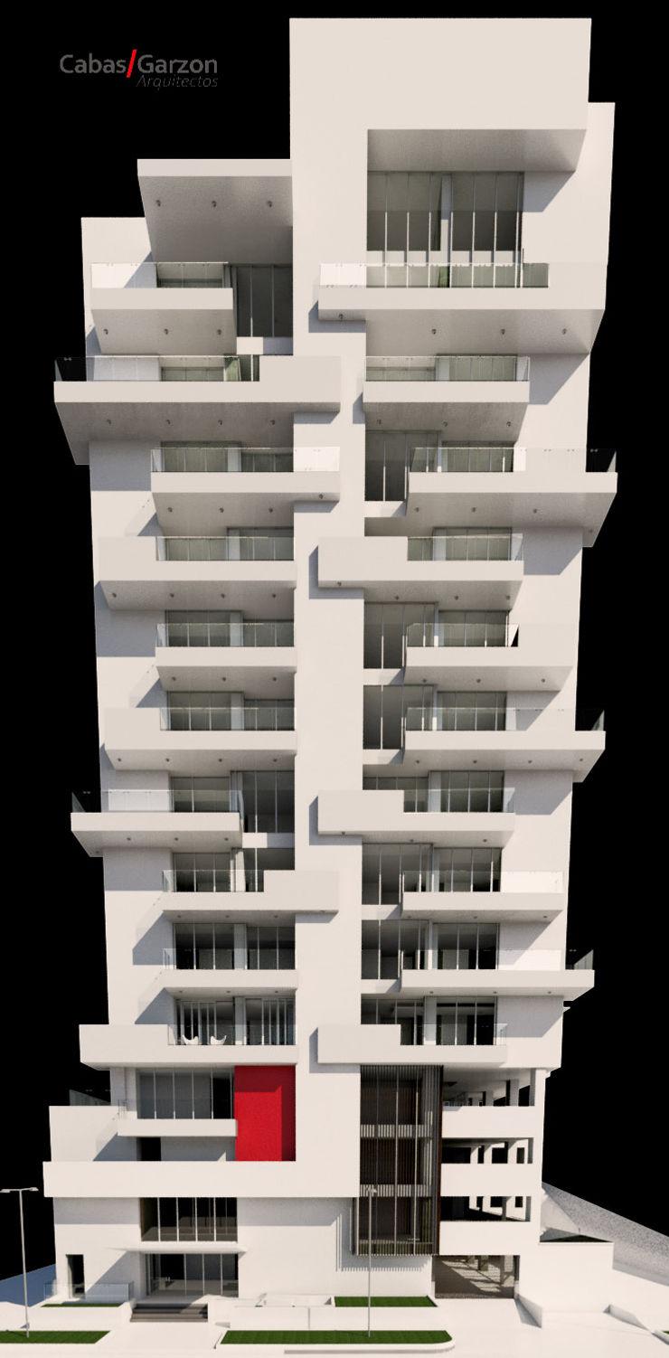 Cabas/Garzon Arquitectos Rumah Modern